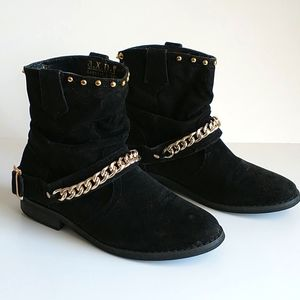 a.x.n.y American Exchange New York Ankle Boots
